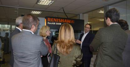 OPTIMUS 3D opens its new facilities in the Álava Technology Park