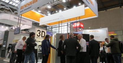 Renishaw Ibérica consolidates its presence at BIEMH and Addit3D once again.