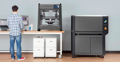 PIXEL SISTEMAS presents the office-friendly Metal 3D printer