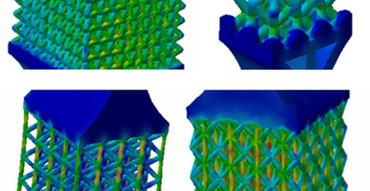 EDDM Solutions obtains a new project in R&D about optimized lattice structures for 3D printing
