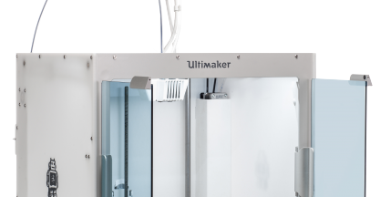Ultimaker raises the bar for professional 3D printing with Ultimaker S5