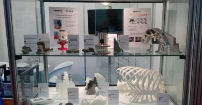 PRODINTEC: Pioneer in the industrialization of additive manufacturing technologies