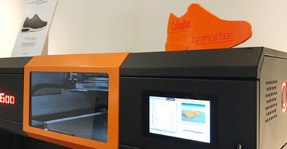 Callaghan uses DT600 3D printer of Dynamical Tools in its newest footwear technology