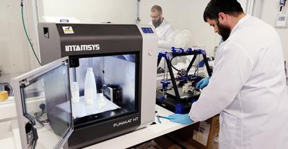 LEITAT, IDONIAL y AIMEN, junto con AITIIP lanzan READI para potenciar las tecnologías en fabricación aditiva