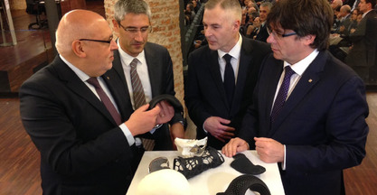 Barcelona is set to be the home for the Global 3D Printing Hub