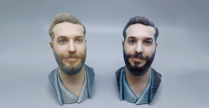 Selfi3D Invests in Stratasys' Latest J55 3D Printer to Create Ultra-Realistic  3D Models of Its Customers