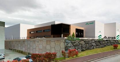 IZADI MECANIZADOS moves to a new plant