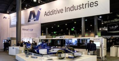 AYS Fabricación 3D will be in the professional fair FormNext with Additive Industries, to show the latest advances in Industrial Additive Manufacturing