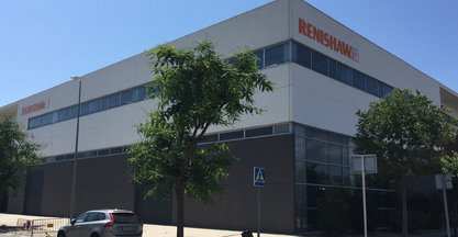 Renishaw Ibérica is moving offices