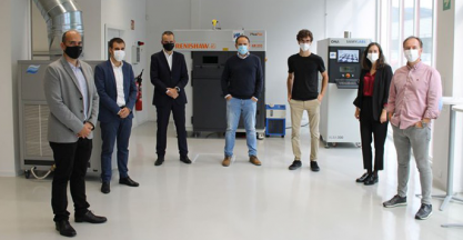 IMH and TECNALIA join forces to develop new technologies in additive manufacturing