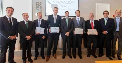 Innovation in advanced manufacturing technology awards 2016
