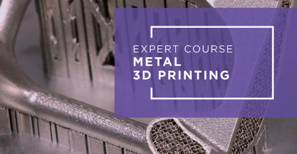 NEW COURSE IN METAL ADDITIVE MANUFACTURING