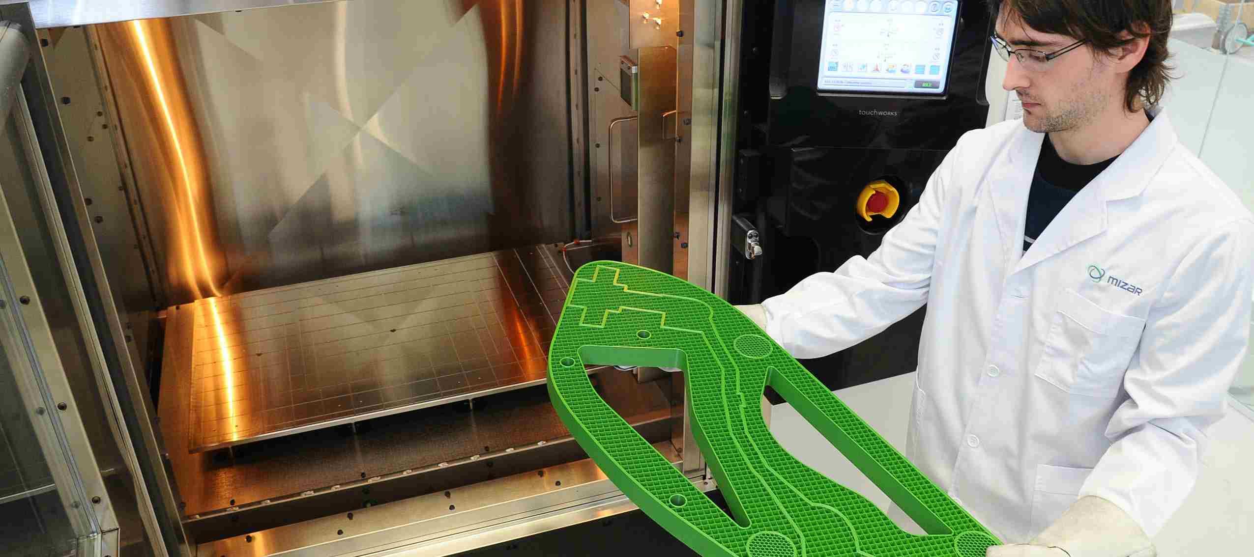 Mizar impulsa la industrialización de la fabricación aditiva en Addit3D