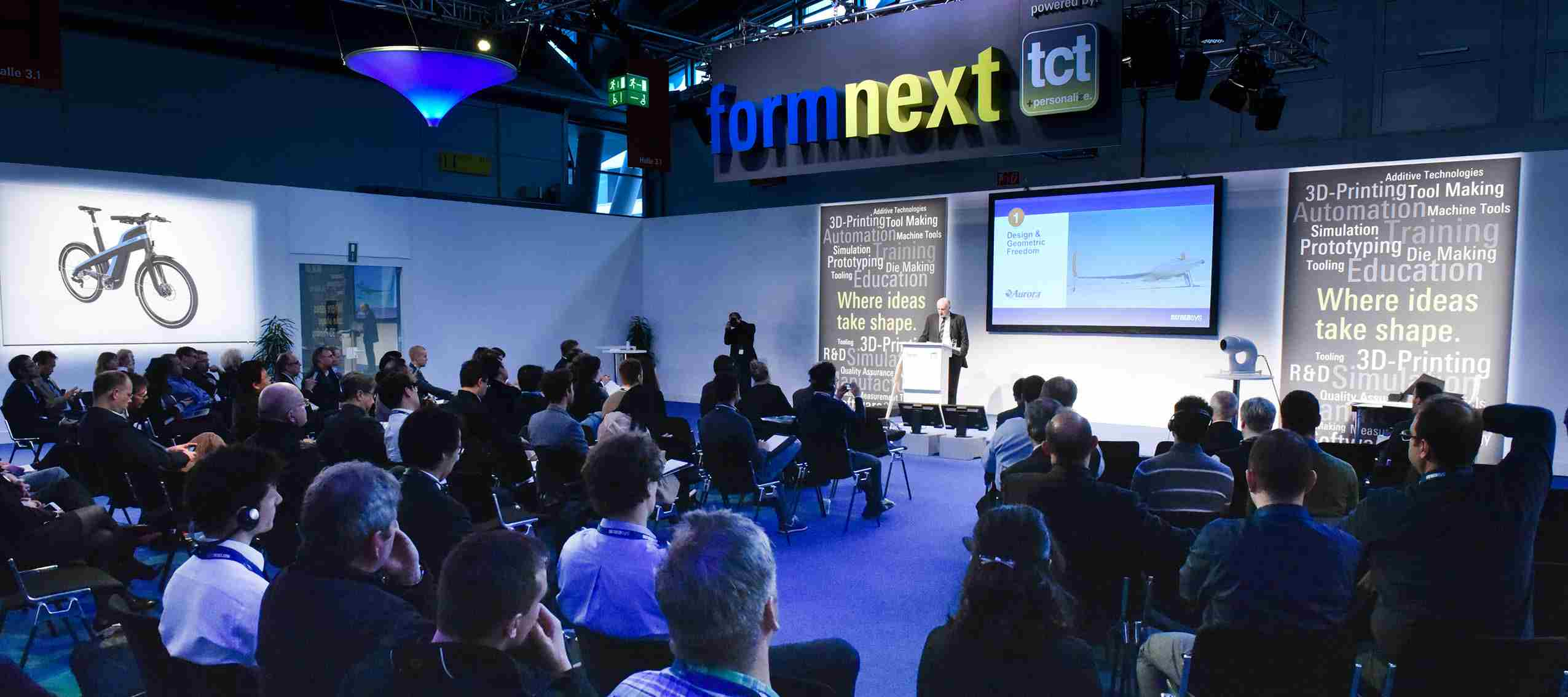 ADDIMAT promotes the grouped participation of companies from the sector in the Formnext fair