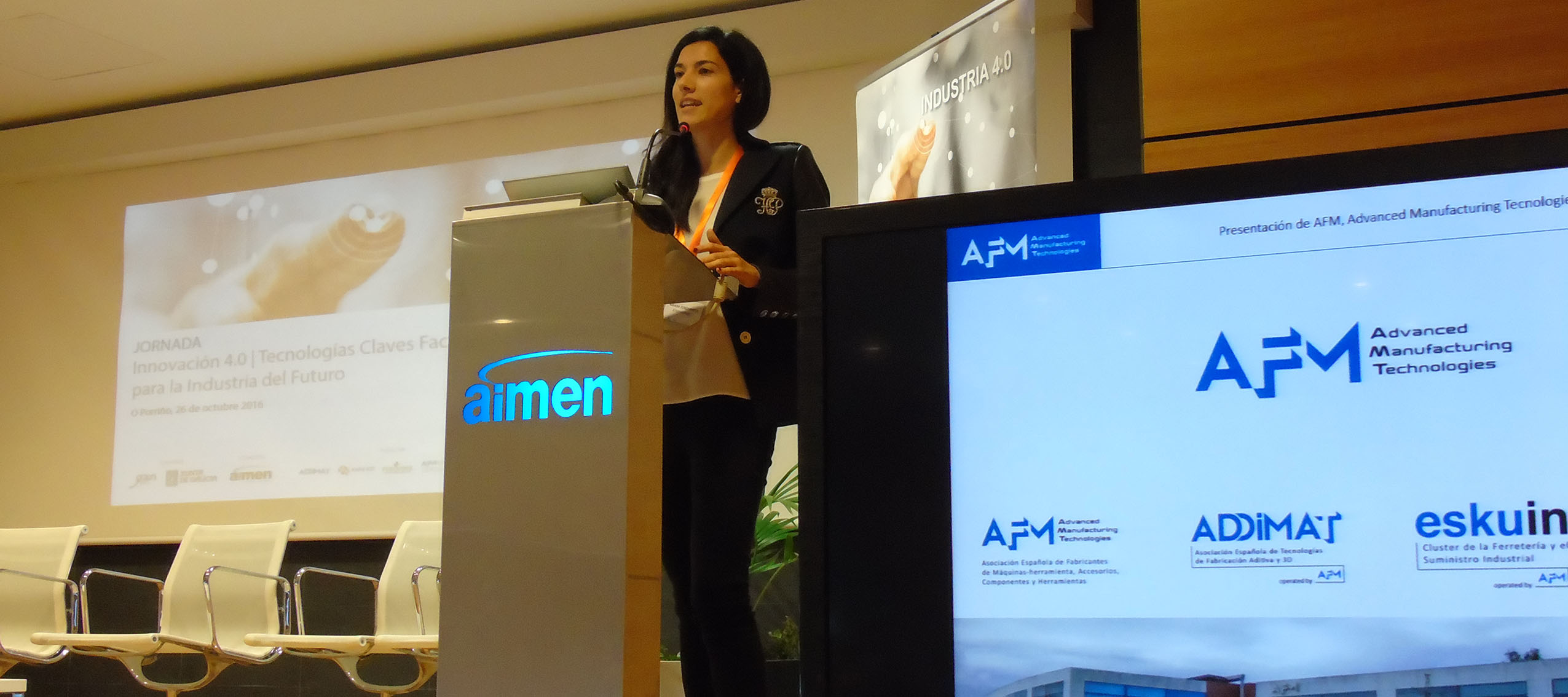 ADDIMAT participó en la jornada innovación 4.0 – Tecnologías Clave Facilitadoras (KETS) para la industria del futuro