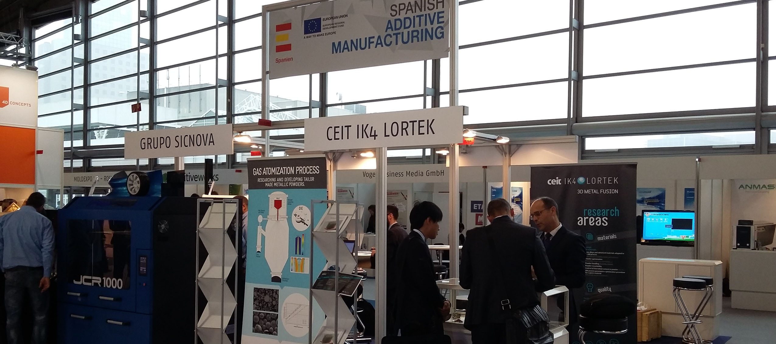 ADDIMAT and its members at Formnext