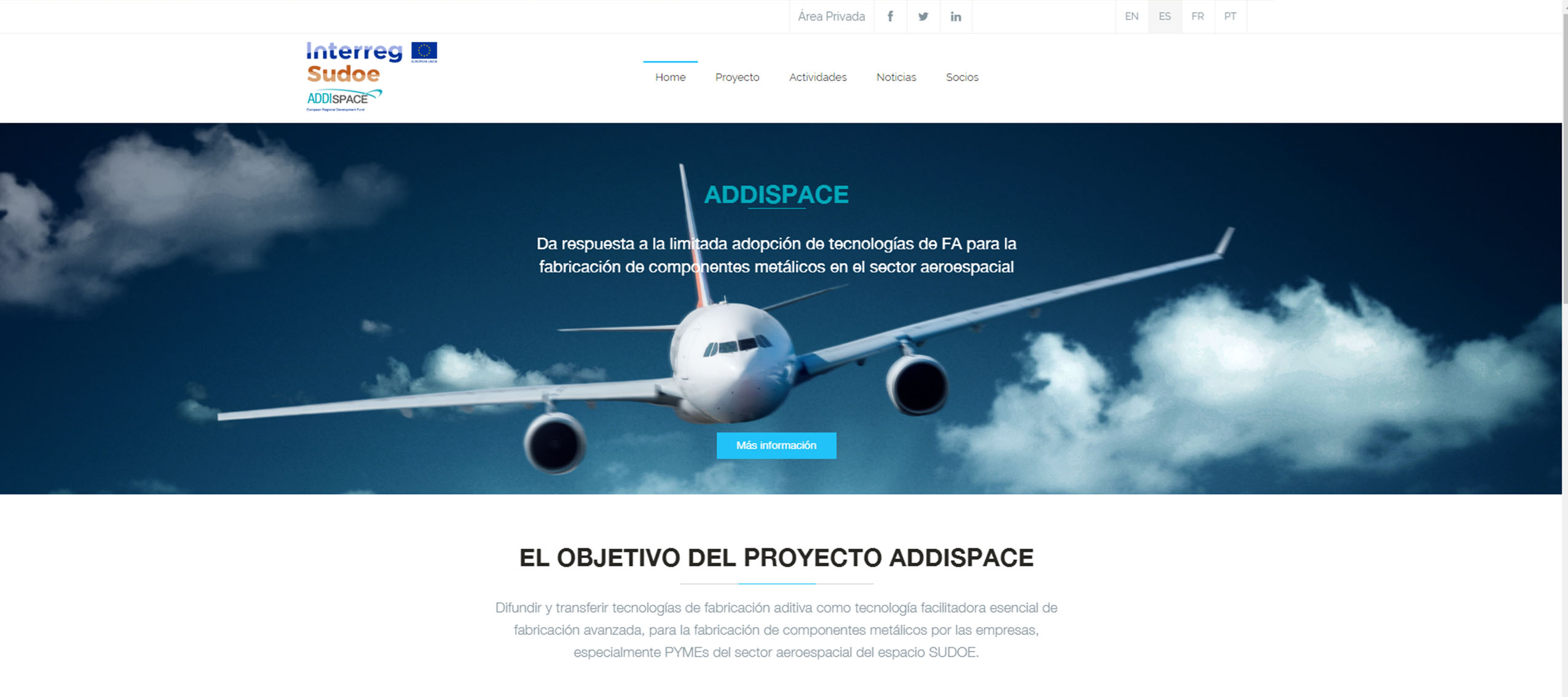 ADDISPACE launches its website