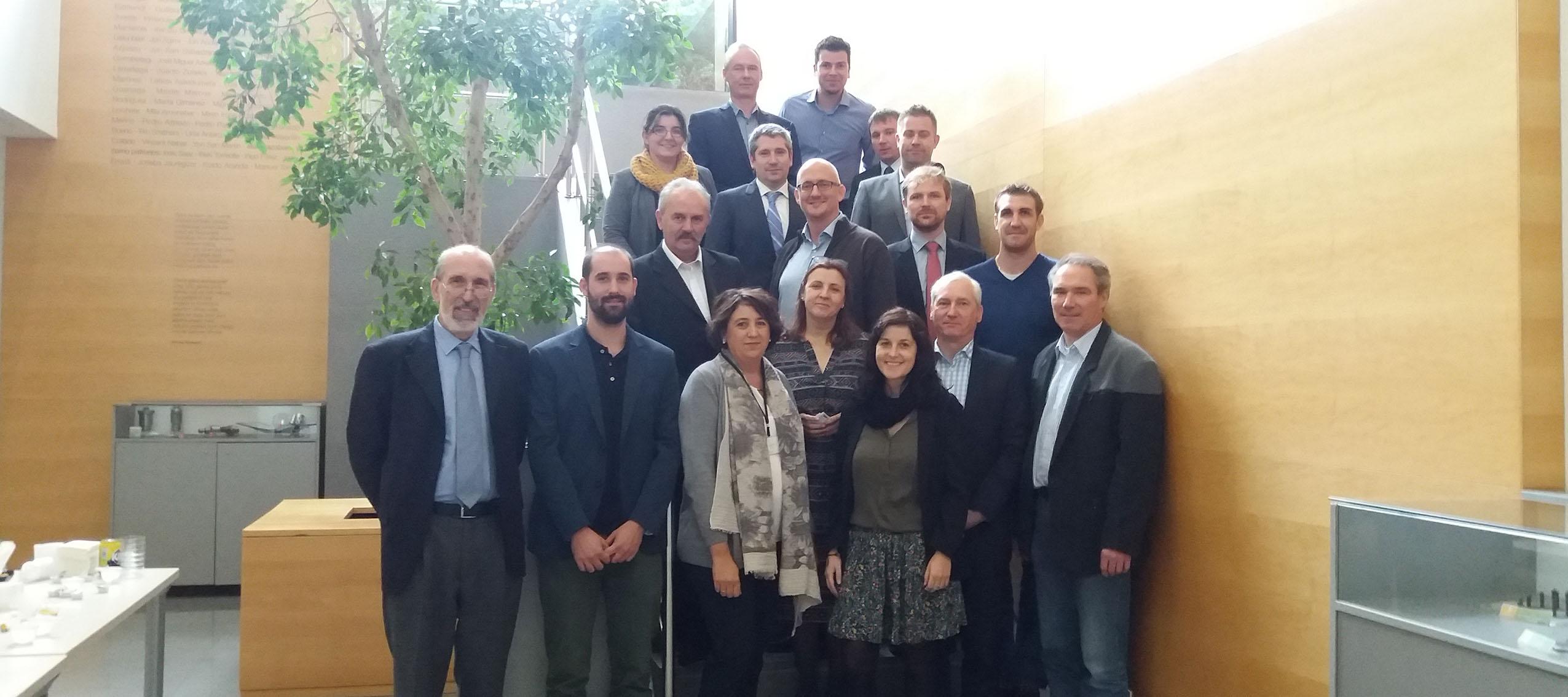 Ibarmia participa junto con Tecnalia en el proyecto europeo Paraddise que combina las tecnologías de adición por láser y las de mecanizado