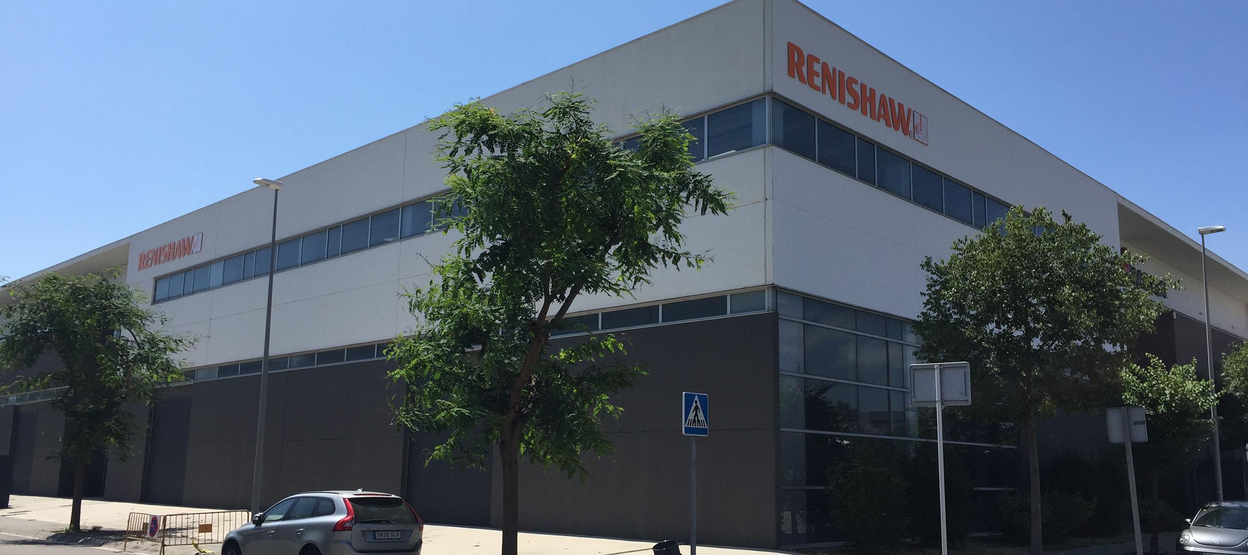 Renishaw Ibérica se traslada a nuevas instalaciones
