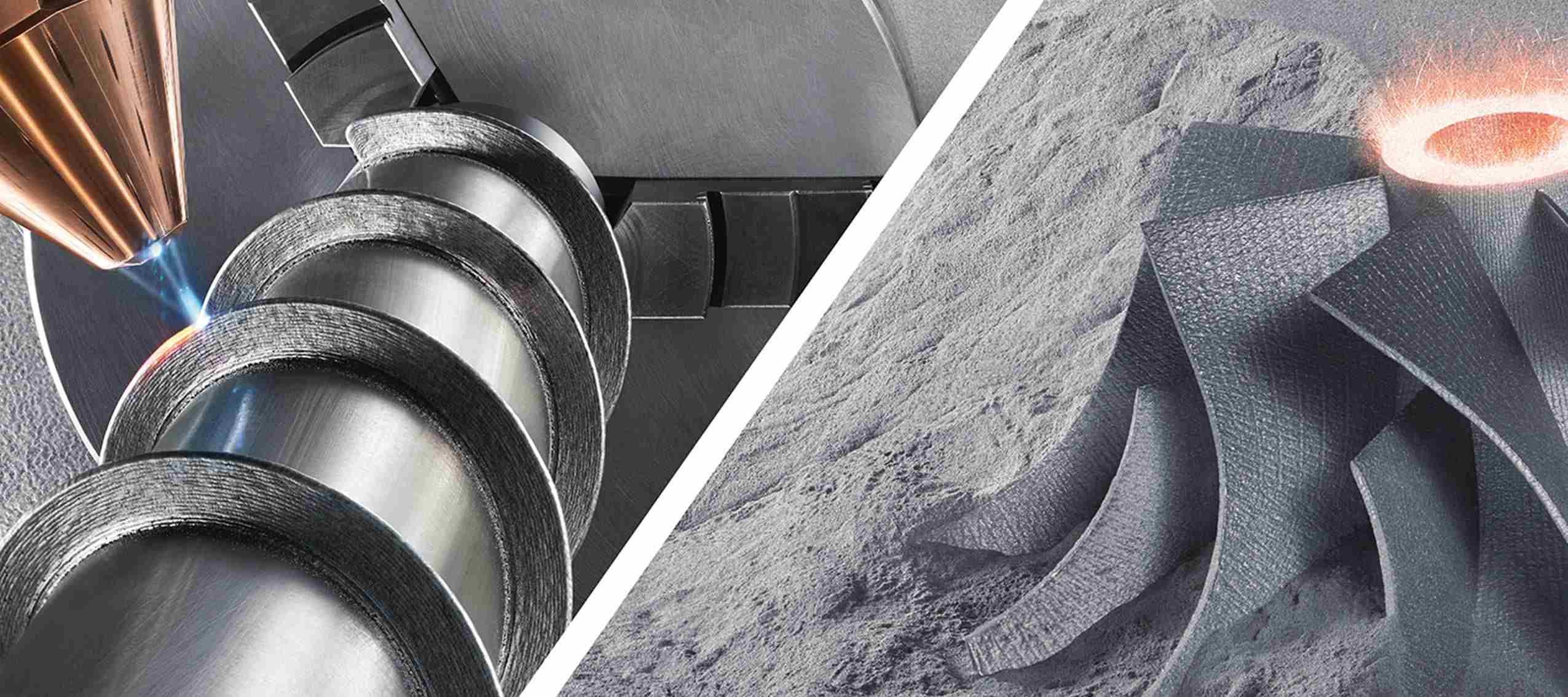 TRUMPF presenta tecnología para la impresión industrial 3D de piezas metálicas complejas
