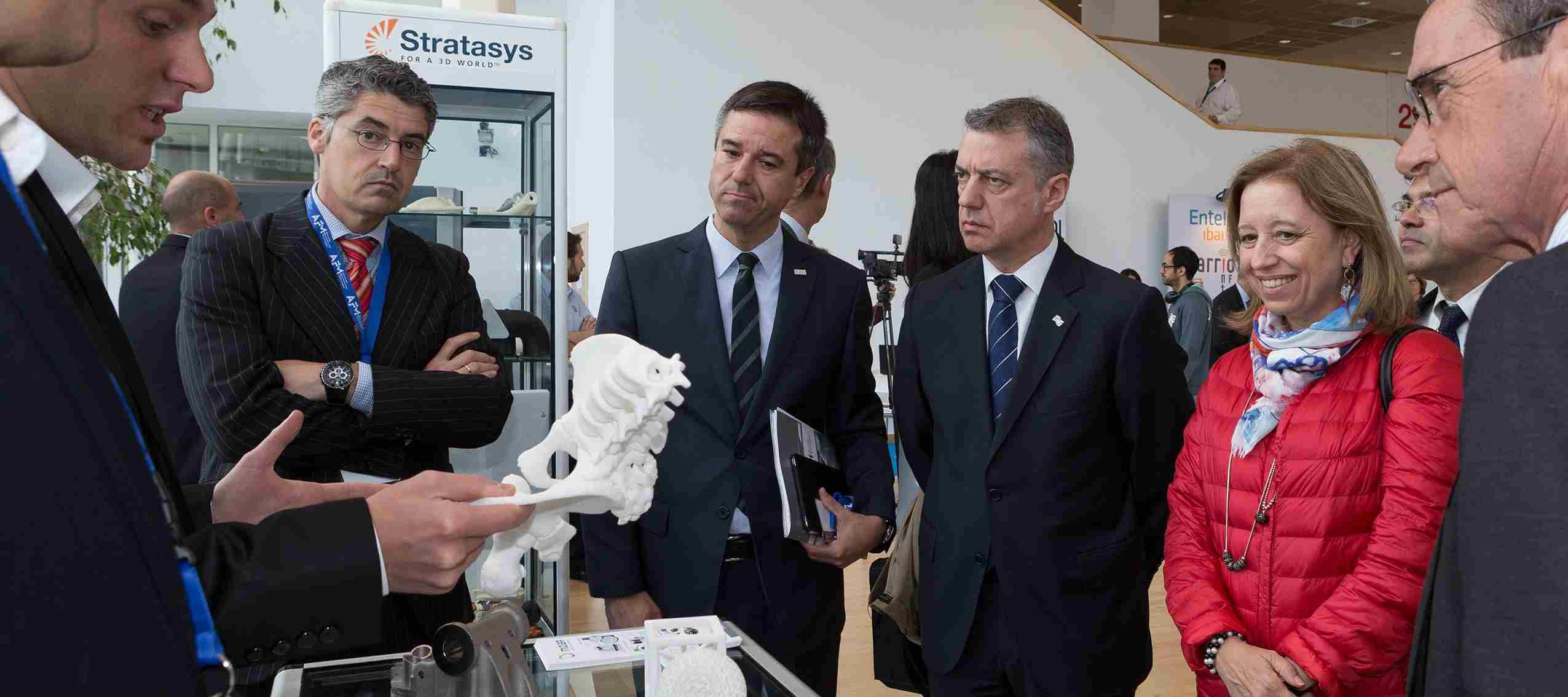 La industria conectada tema estrella del 21 Congreso de Fabricación Avanzada y Máquina-herramienta