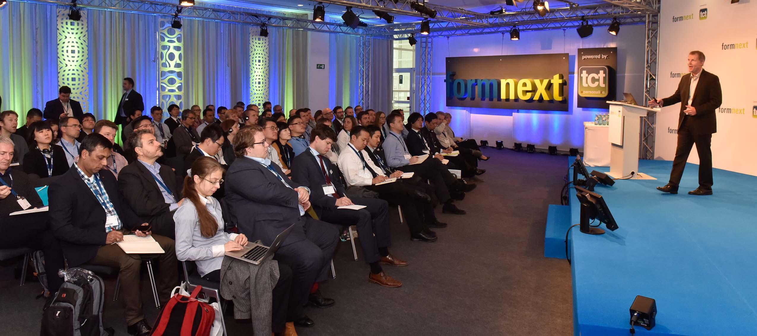 ADDIMAT vuelve a la Formnext promoviendo un stand colectivo con empresas del sector