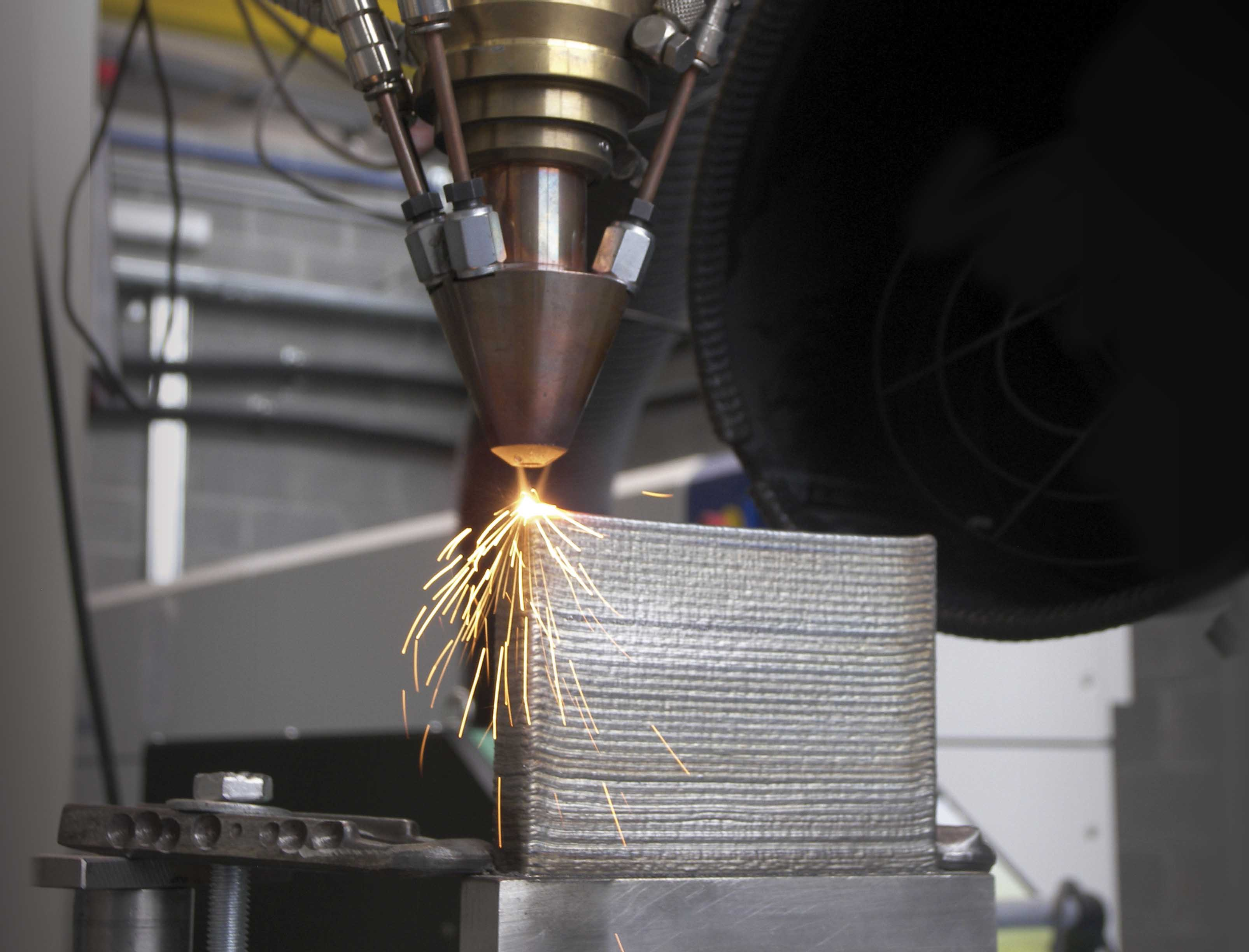 FAGOR AUTOMATION triumphs with its Additive Pack for the CNC 8065