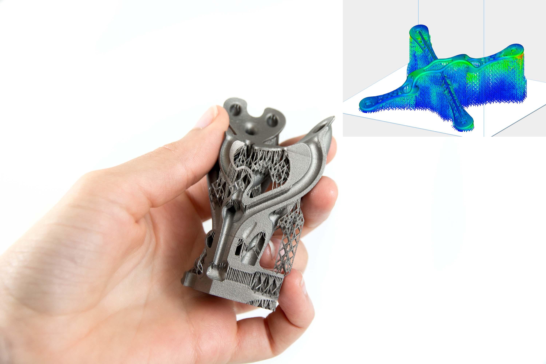 MATERIALISE presenta en FORMNEXT su software para mejorar la impresión 3D en metal con simulación