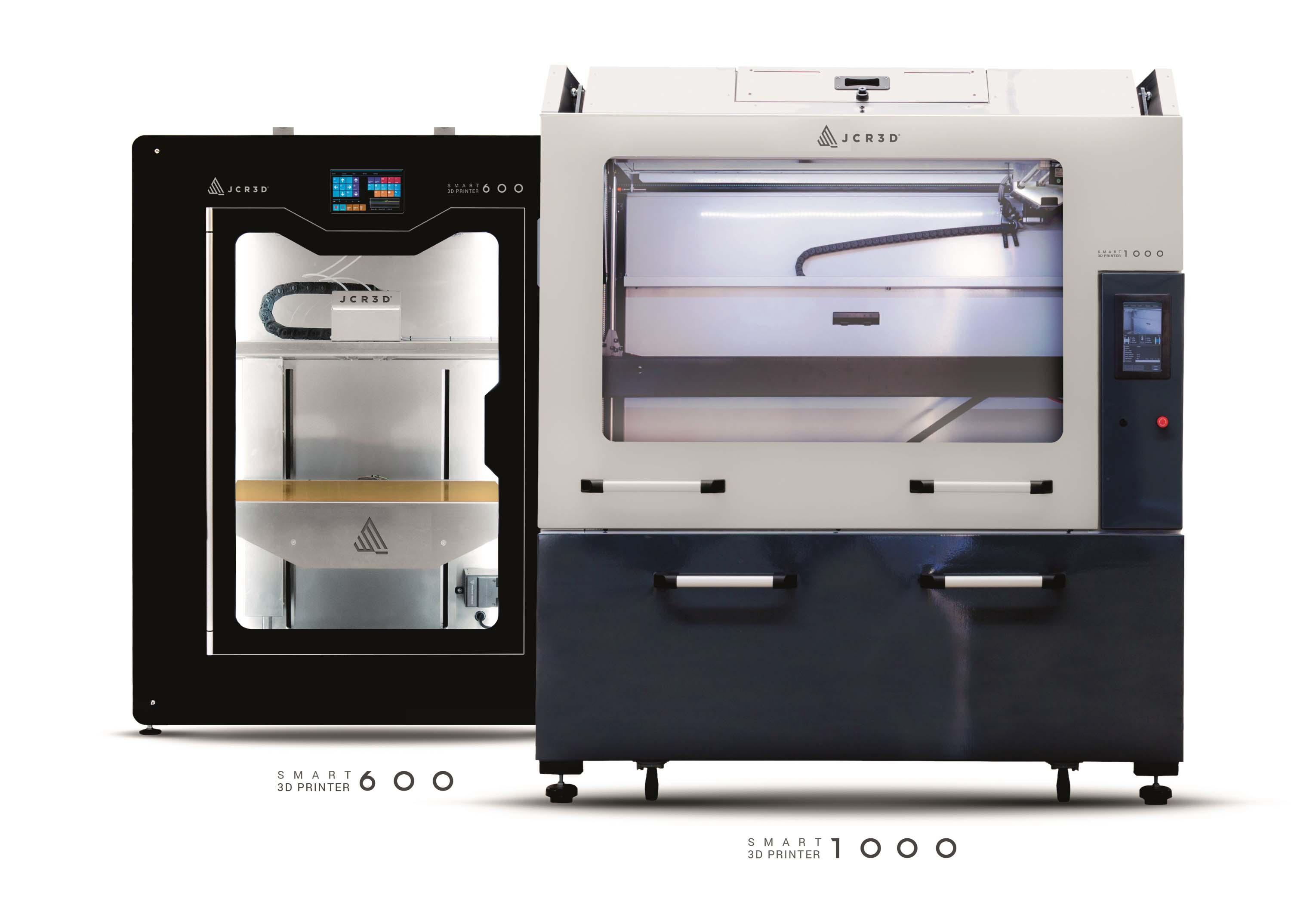 SICNOVA presenta en Formnext 2018 su nueva línea JCR3D de impresoras 3D inteligentes para la industria