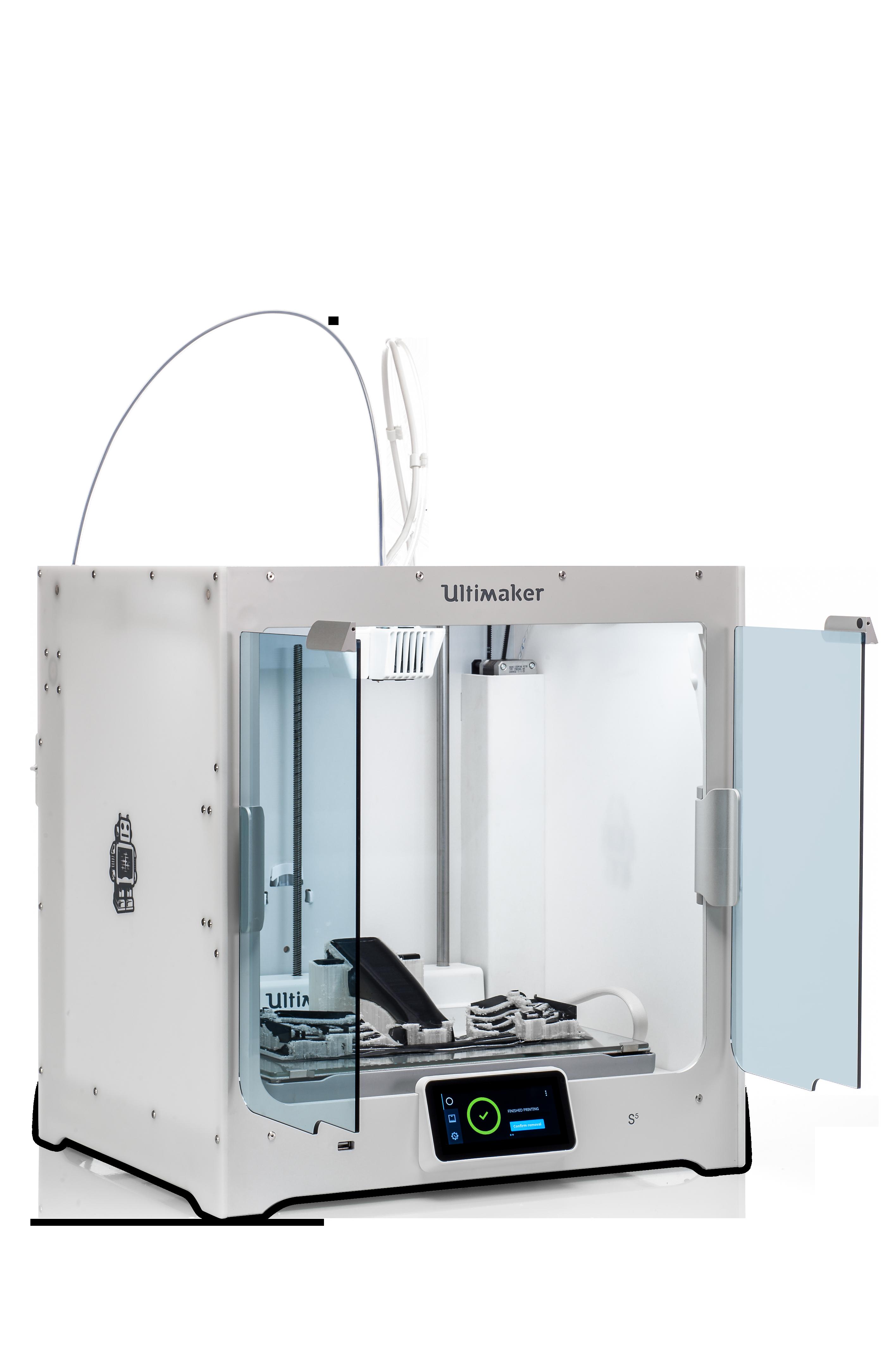 Ultimaker sube el listón de la impresión 3D profesional con Ultimaker S5