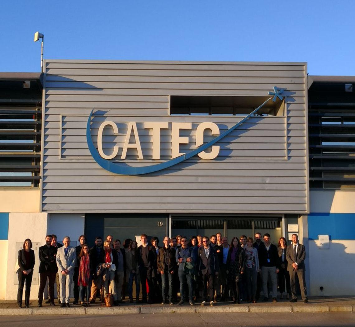 Más de 100 asistentes en la conferencia de Fabricación Aditiva metálica