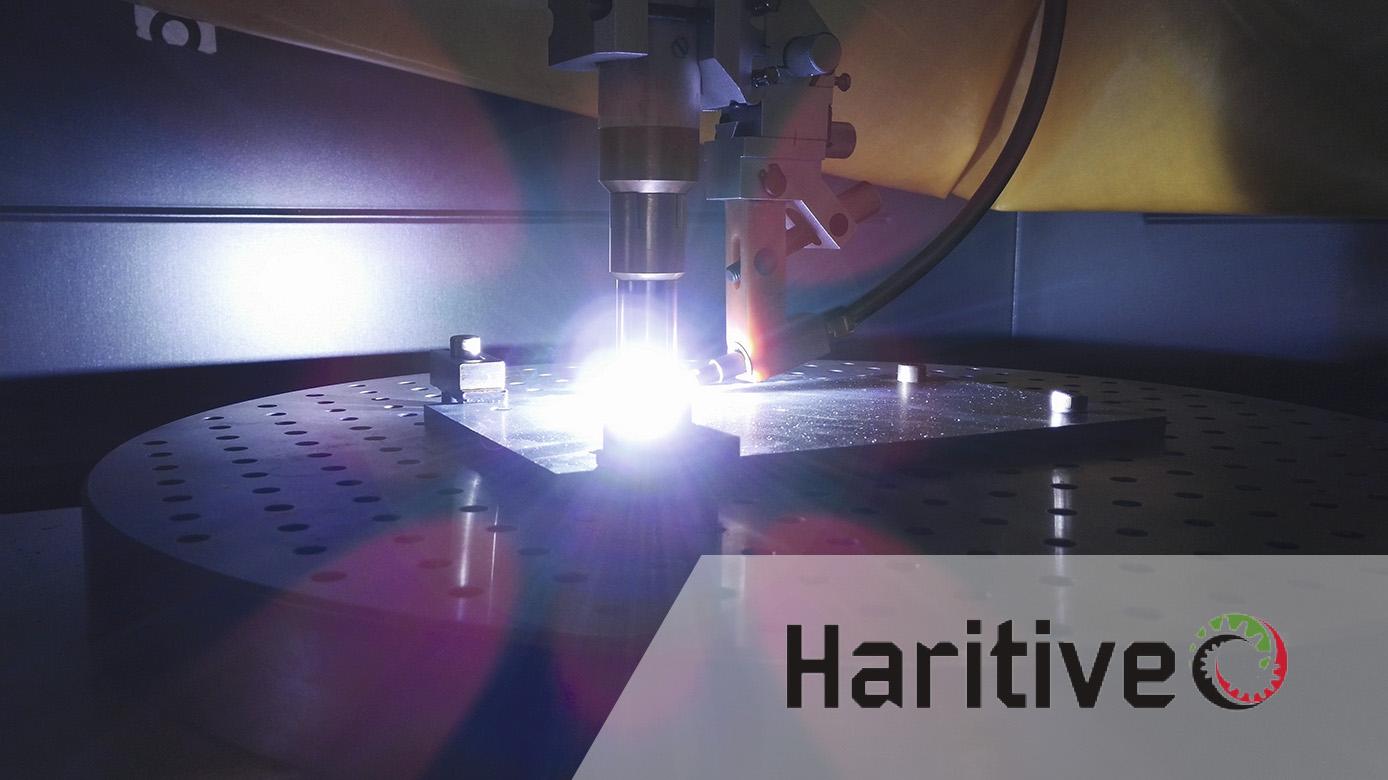 El proyecto HARITIVE expondrá sus avances en ADDIT3D