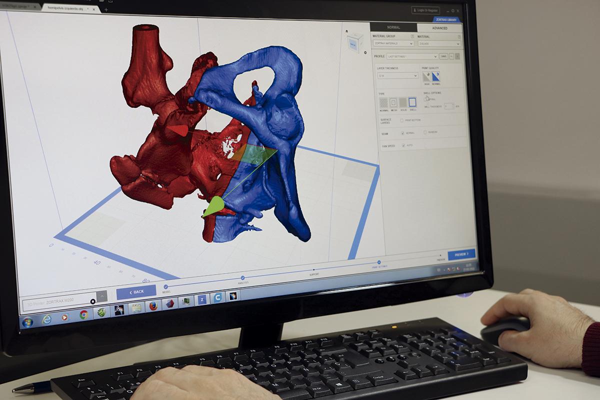 EDDM Training abre convocatoria para su nuevo curso experto en impresión 3D para el sector médico