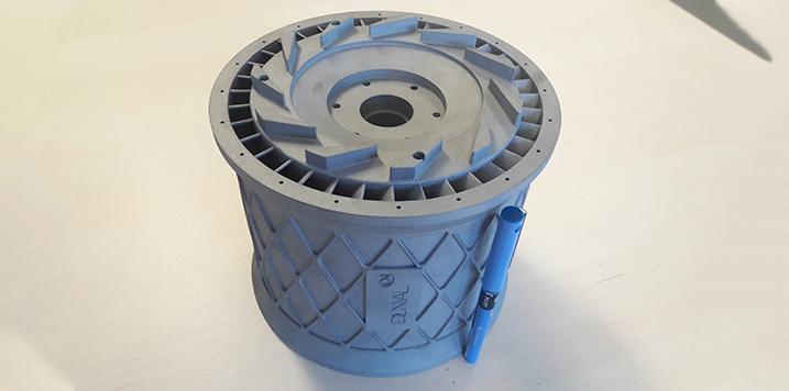 AMFACTORi, el centro asturiano de industrialización de impresión 3D lanzado por IDONIAL, la ventanilla única para desarrollar todas las capacidades en impresión 3D