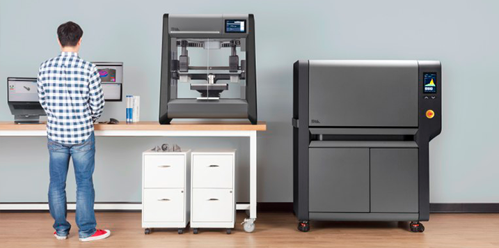PIXEL SISTEMAS presenta el equipo de impresión 3D en metal válido para uso en oficina