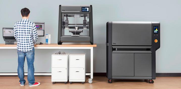 PIXEL SISTEMAS presents the office-friendly Metal 3D printer