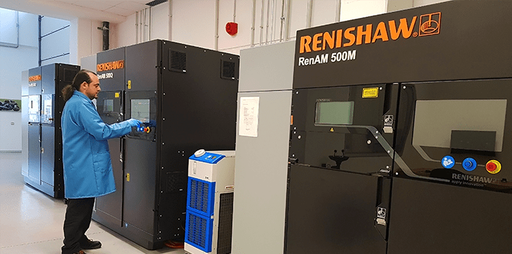 RENISHAW expands European reach of AM Solutions Centres
