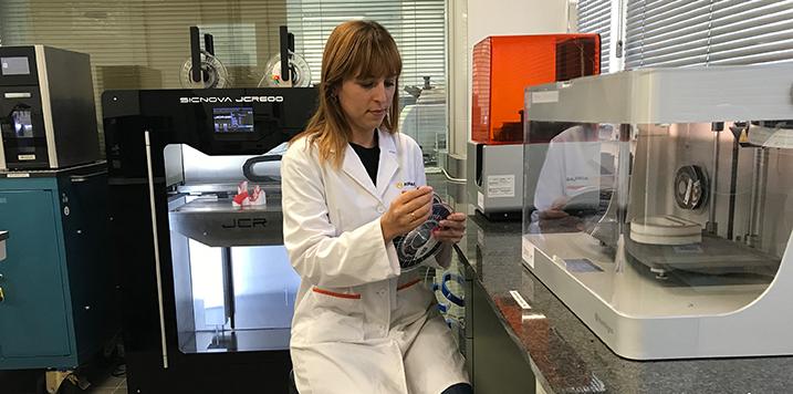 AIMPLAS investiga nuevos materiales para la fabricación aditiva en aplicaciones de alto valor añadido