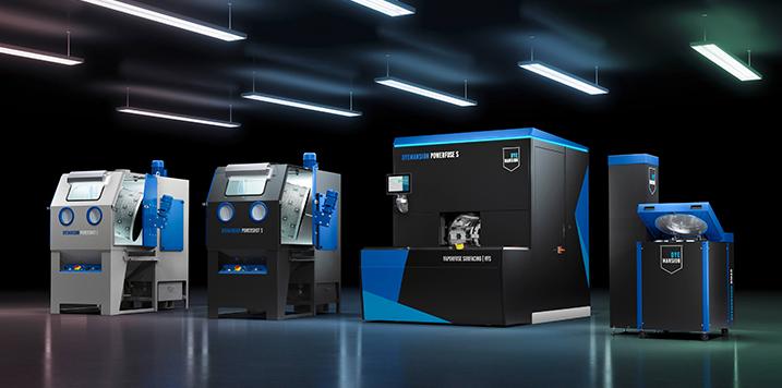 3D MAQUINSER distribuirá soluciones de post-procesamiento de DyeMansion