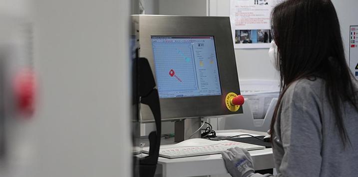 ACITURRI instala las primeras piezas avionables fabricadas con tecnología aditiva