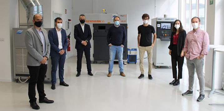 IMH y TECNALIA se unen para desarrollar nuevas tecnologías en fabricación aditiva