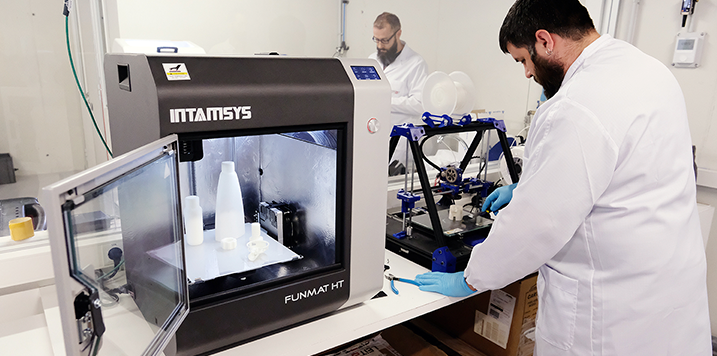 LEITAT, IDONIAL and AIMEN, together with AITIIP launch READI to promote additive manufacturing technologies