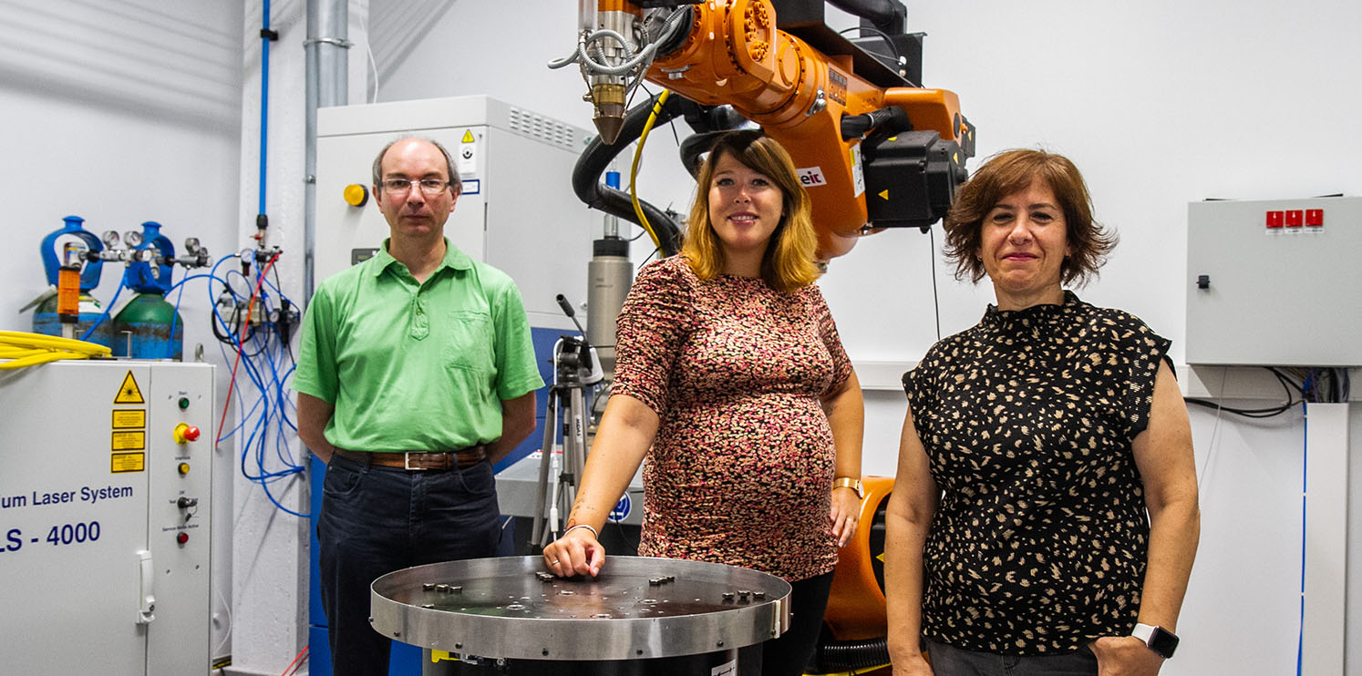 The newly launched CEMAP project, led by CEIT, aims to develop high-performance ceramic and metal materials for advanced manufacturing processes