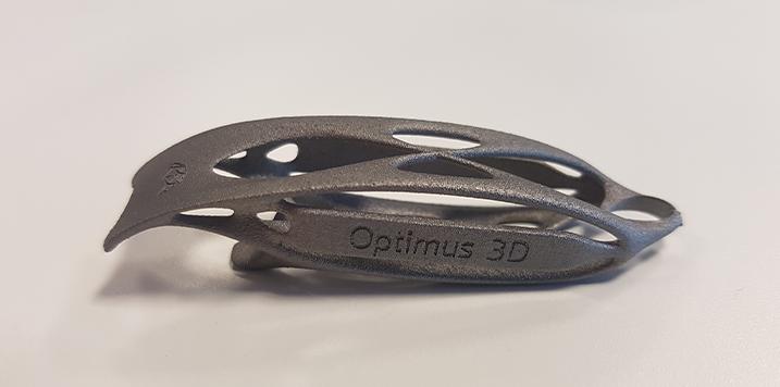 OPTIMUS 3D recibe la certificación EN 9100:2018 para el sector aeroespacial, de aviación y de defensa