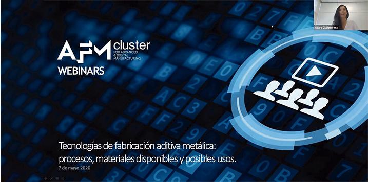 Successful first webinar organized by ADDIMAT