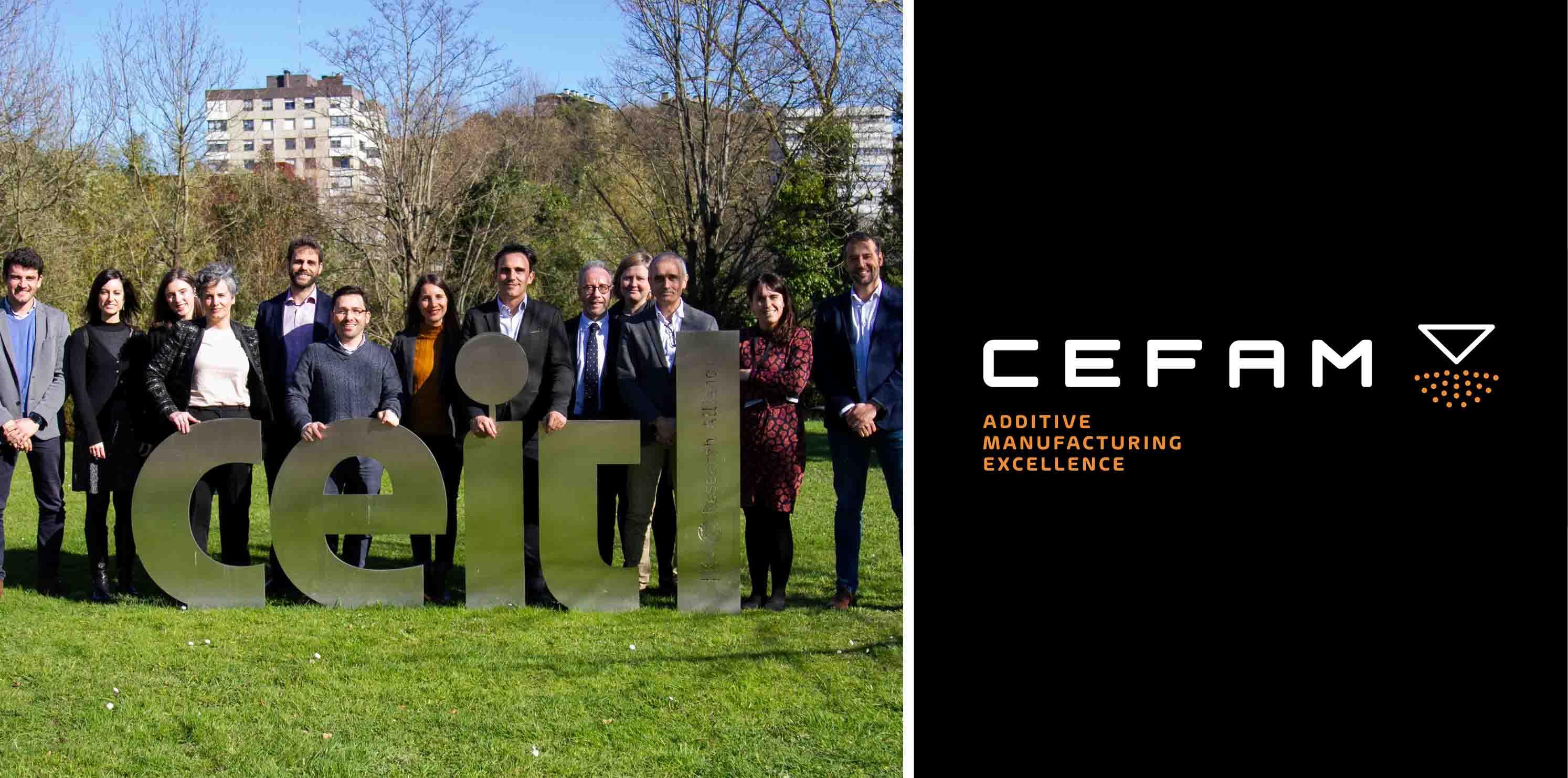 Arranca el proyecto CEFAM para fortalecer la fabricación aditiva