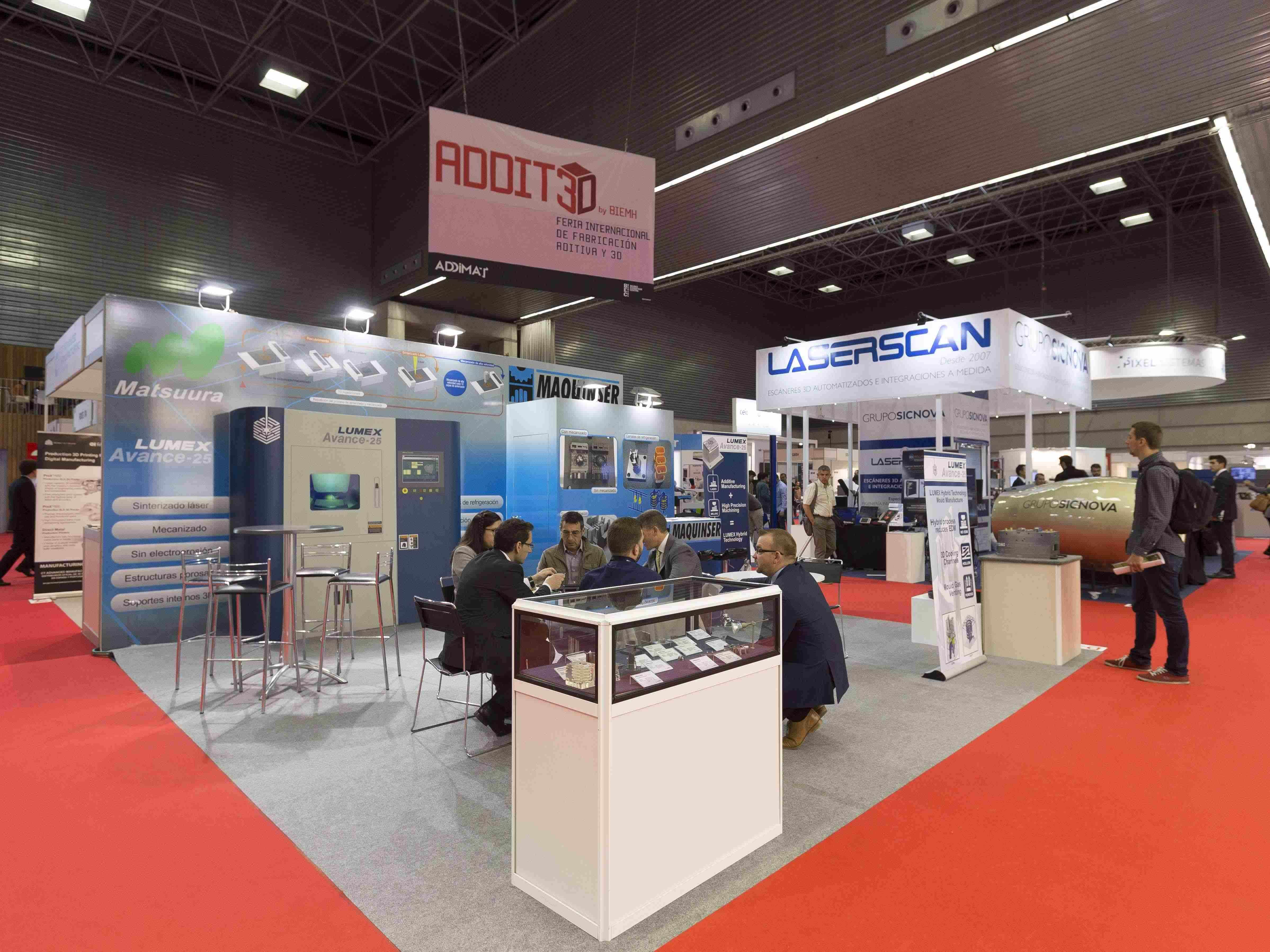 ADDITIVE TALKS, the latest trends in additive manufacturing at the BEC, on 31 MAY and 1 JUNE